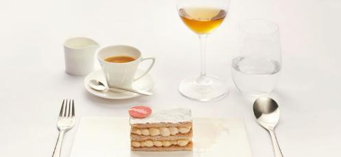 First Class Dessert
