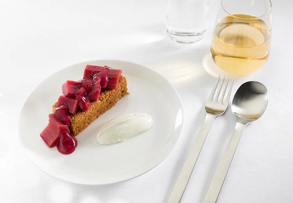 Qantas Dessert