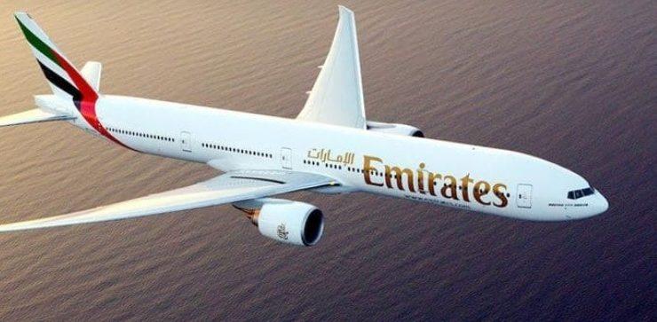 Emirates Plane