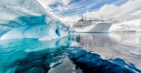 Crystal Endeavor Cruises Antarctica