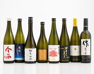 Japan Airlines Sake