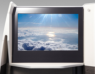 Japan Airlines Monitor