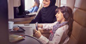 Business Class Studio on Etihad Airways