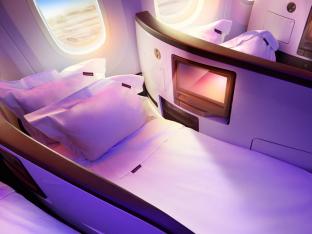 Virgin Atlantic Full-Flat Bed