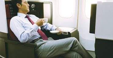 Japan Airlines Business Class Sky Suite