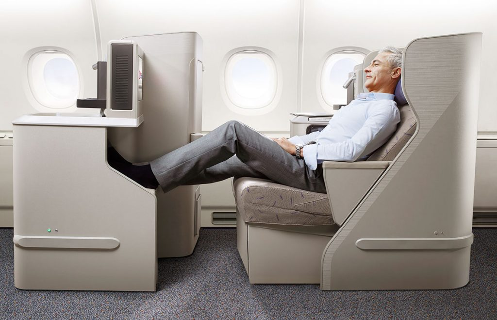 Asiana Airlines Business Smartium Class