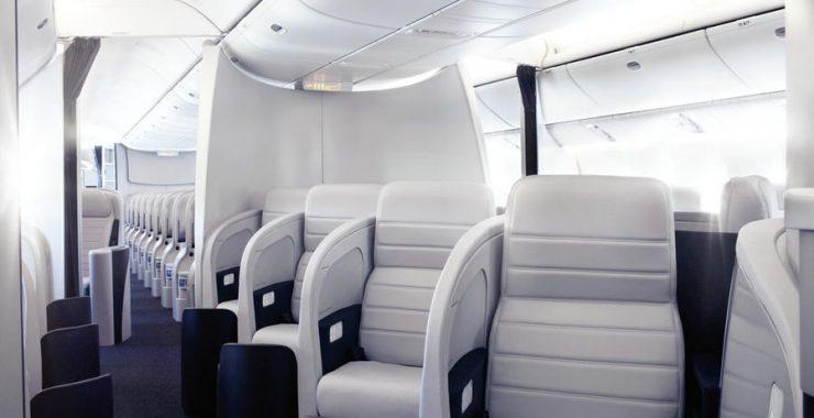 Air New Zealand Business Class