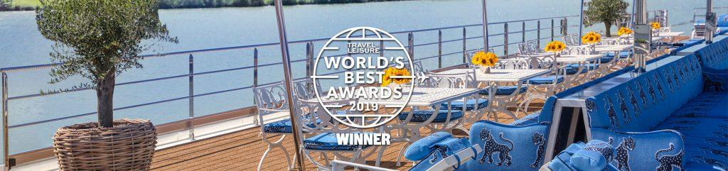 Uniworld number 1 River Cruiseline 2019